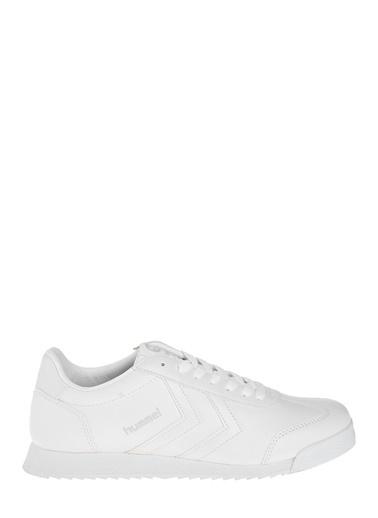 Hummel Unisex Agoptos Sneakers 203593-9001 Beyaz
